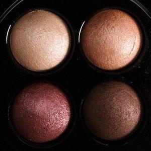 MAC Pure Bred Mineralize Eyeshadow Quad